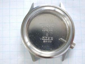 BULOVA ACCUTRON 218 Ø 36mm CASE  CASE Ref. 7782 & Crystal & Crown
