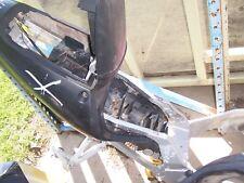 CBR 929RR Subframe Rear Tail Sub Frame Back  2001 Honda CBR929RR