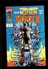 MARVEL COMICS PRESENTS 72 (9.6) 1ST WEAPON X BARRY SMITH WOLVERINE (b045)