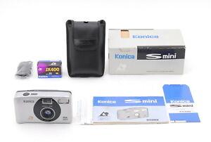 [TOP MINT]Konica S Mini APS Point & Shoot Film Camera From Japan