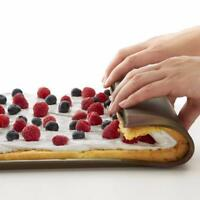 Swiss Roll Mat Cake Pad Nonstick Baking Pastry Tool Silicone Kitchen Accessories