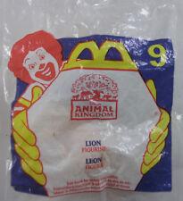 McDonald's Disney's Animal Kingdom HM - #9 Lion Figurine - New in Package - 1998