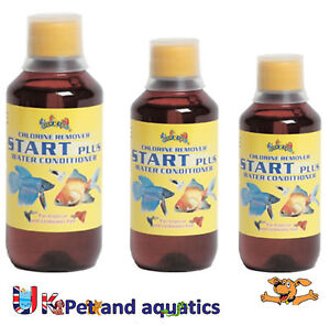 Fish R Fun Start Plus Water Conditioner 50ml - 250ml