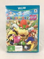 Mario Party 10 - Nintendo Wii U - PAL