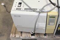 Shimadzu GC-17A Gas Chromatograph Good Condition