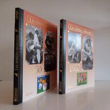 LES ANNEES-MEMOIRES 1950 1957 LAROUSSE NOTRE TEMPS MAGAZINE 2010 2011