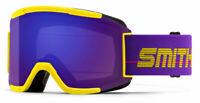 SMITH SQUAD Goggle -Premium ChromaPop Lens +LIFETIME Warranty + Bonus Lens-NEW