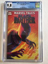 Marvel Tales Black Panther 1 Cgc 9.8 Jen Bartel Variant