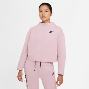 Nike Sportswear Tech Fleece Fabric Crew WOMEN'S CZ8916-645