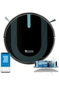 Proscenic 850T Robot Vacuum Cleaner 3000Pa Strong Suction Robotic Vacuum and Mop