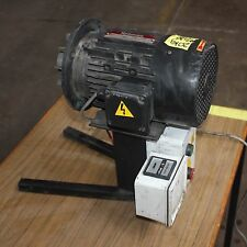 Hydrovane IP54 65531-10/G 221196 1.1KW 1410rpm 3 phase AC ELECTRIC MOTOR