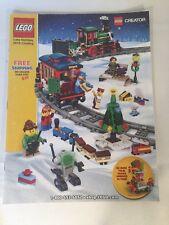 LEGO Holiday 2016 CATALOG Magazine Star Wars Bionicle Marvel Minecraft Ninjago