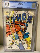 Thor 337 CGC 9.8 White Pages 1st Beta Ray Bill Guardians of the Galaxy Movie