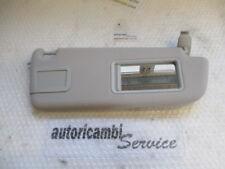 AUDI A6 AVANT 2.7 DIESEL AUTOM 140KW (2010) RICAMBIO ALETTA PARASOLE DESTRA LATO
