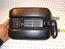 BMW E38 1997 740iL Center Black Leather armrest 1 Console & BMW US 1 Telephone