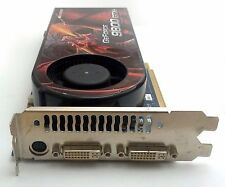 NVIDIA GEFORCE 9800 GTX+ ECS ELITEGROUP 512MB PCIE GRAPHICS CARD
