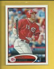 Joey Votto 2012 Topps Series 2 Card # 498 Cincinnati Reds Baseball MLB