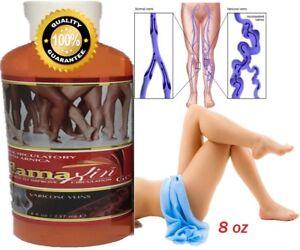 Medicine Herbal GEL Varicose Veins Vasculitis Treatment Foot Care Cream USA
