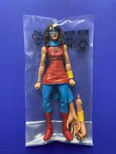 Hasbro Marvel Legends MS. MARVEL KAMALA KHAN Spider-Man Costume Unlimited EX 6in