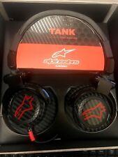 Alpinestars Tank Headphones Hi Carbon Fiber Part # 1033-94062