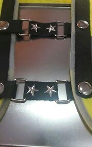 4x star riveted vest extenders #76