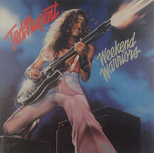 "12"" LP - Ted Nugent - Weekend Warriors - k2816 - washed & cleaned"