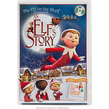 The Elf on The Shelf Christmas DVD An Elf's Story **NEW** FAST SHIPPING