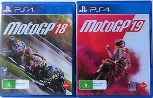 MotoGP 18 and MotoGP 19 Game Bundle PS4