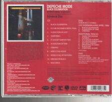 Depeche Mode black celebration cd & dvd promo