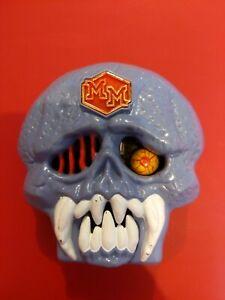 Vintage Mighty Max SKULL DUNGEON Doom Zone Playset Bluebird 1992 No figures