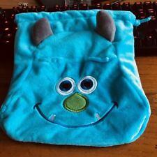 Disney Sullivan monster pouch drawstring anime bag makeup bags phone holder
