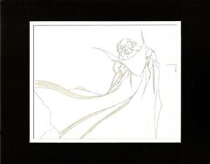 Todd McFarlane Spawn HBO Original Production Cel Drawing 1997-98