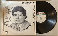 Tommy Olivencia - Self Titled LP 1983 Top Hits TH-AMF 2222 Salsa VG/VG
