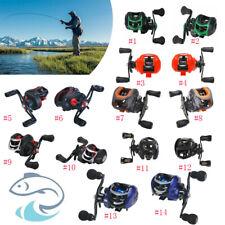Ultralight Bearing Bait Casting Fishing Reel Lure Fish Wheel Left/Right Hand
