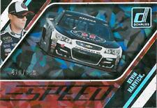 2017 Donruss #S3 Kevin Harvick Speed Crack Ice 410/999