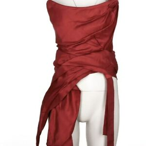 Vivienne Westwood Ruby Bustier Corset New With Tags Gold Label £1800  *RARE*