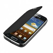 Flip Back Cover Schwarz Samsung Galaxy Ace 2 (i8160)
