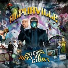 Catching Rays On Giant - Alphaville (2010, CD NUEVO)