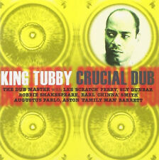 King Tubby - Crucial Dub CD 2000 NEW/SEALED