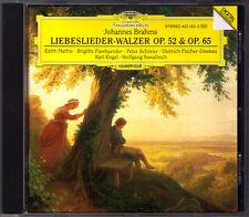 Edith MATHIS Brigitte FASSBAENDER SCHREIER FISCHER-DIESKAU: BRAHMS Lieder Walzer