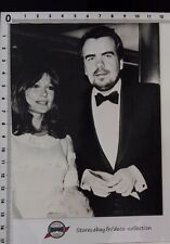 Photo MICHAEL LONSDALE/acteur cinéma/tirage original/presse/argentique/années 70