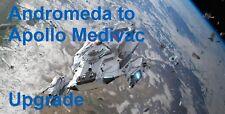 Star Citizen - Constellation Andromeda to Apollo Medivac-Upgrade (CCU)