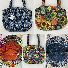Vera Bradley Glenna Women's Purse, Multiple Patterns Available 12 x 11