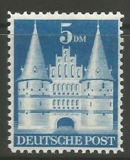 STAMPS-ALLIED OCCUPATION. 1948.5 Mk Short Stairs. SG: A135. Mint Never Hinged.