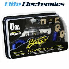 Stinger SK101 1/0 Gauge 4000w Amplifier Install Wiring Power Accessory Kit Amp