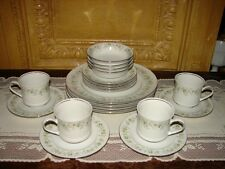 VTG BEAUTIFUL 20 PC SET JOHANN HAVILAND BAVARIA GERMANY CHINA SET