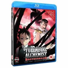 Fullmetal Alchemist Brotherhood - Vol.5 (Blu-ray, 2013)