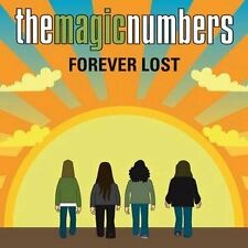 THE MAGIC NUMBERS - Forever Lost - Deleted Original 2005 UK 2-track CD single