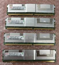 Original Dell 16GB (4 x 4Gb) Memory Kit RAM for  Poweredge 1950 2950 6950 +other