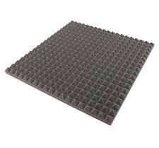 Akustik Pyramiden Schaumstoff Schallschutz Flamm hemmend 10 M²